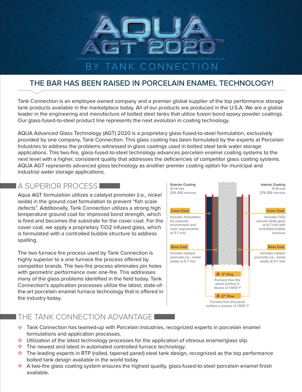 AQUA AGT 2020™ Raising the Bar