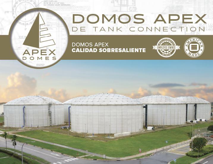 Aluminum Domes (Spanish)
