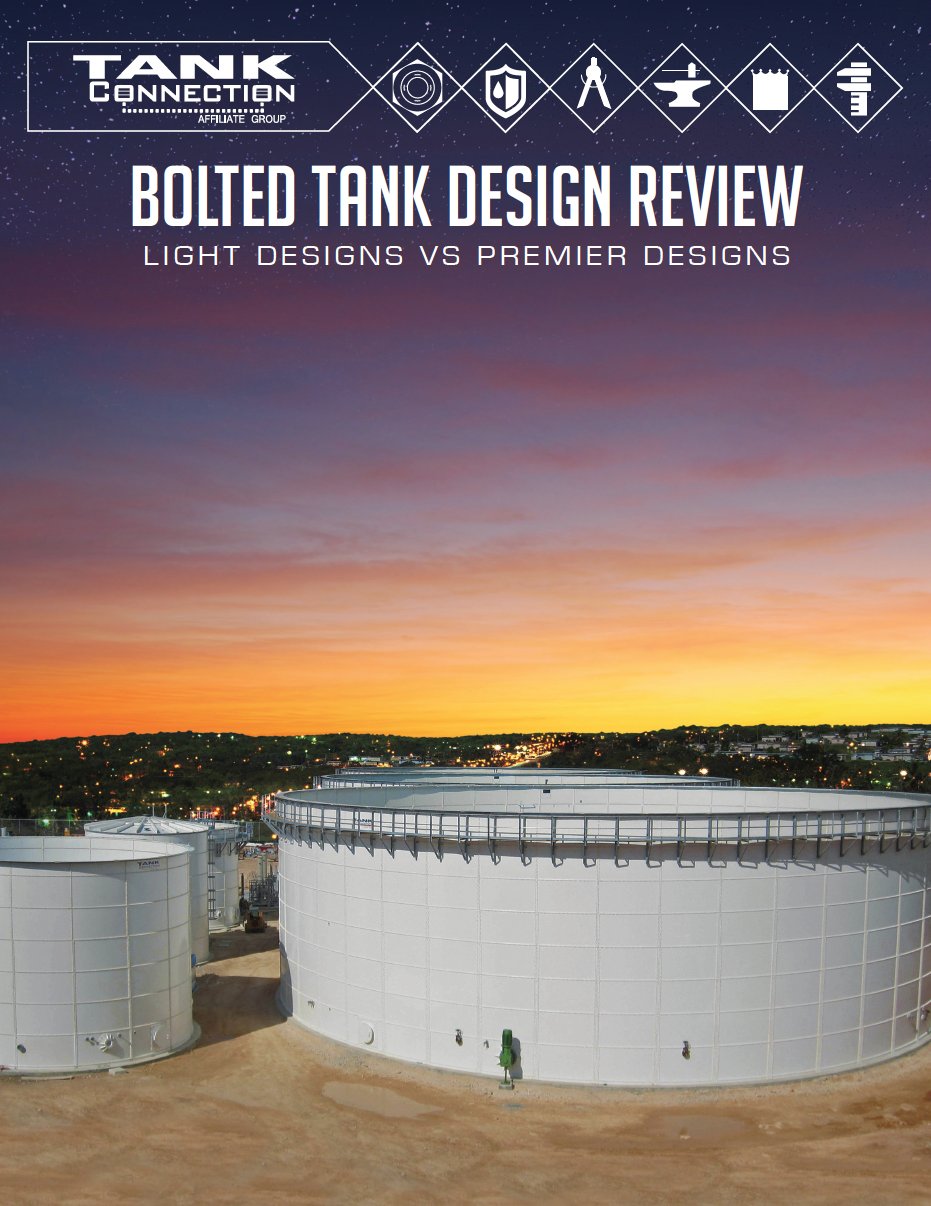Bolted Tank Design Review