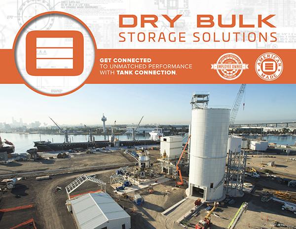 Dry Bulk Storage Solutions