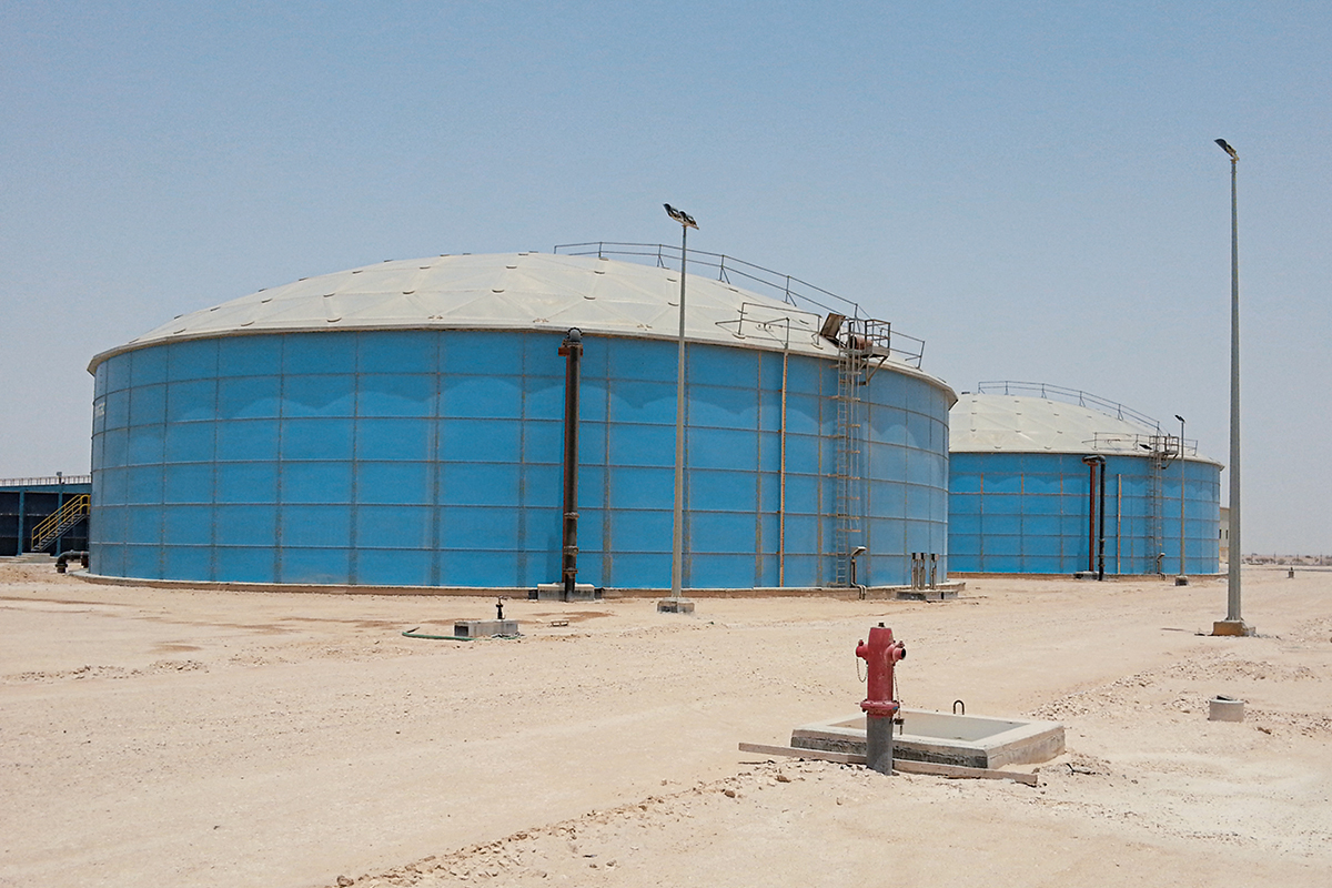 Qatar • Potable Water