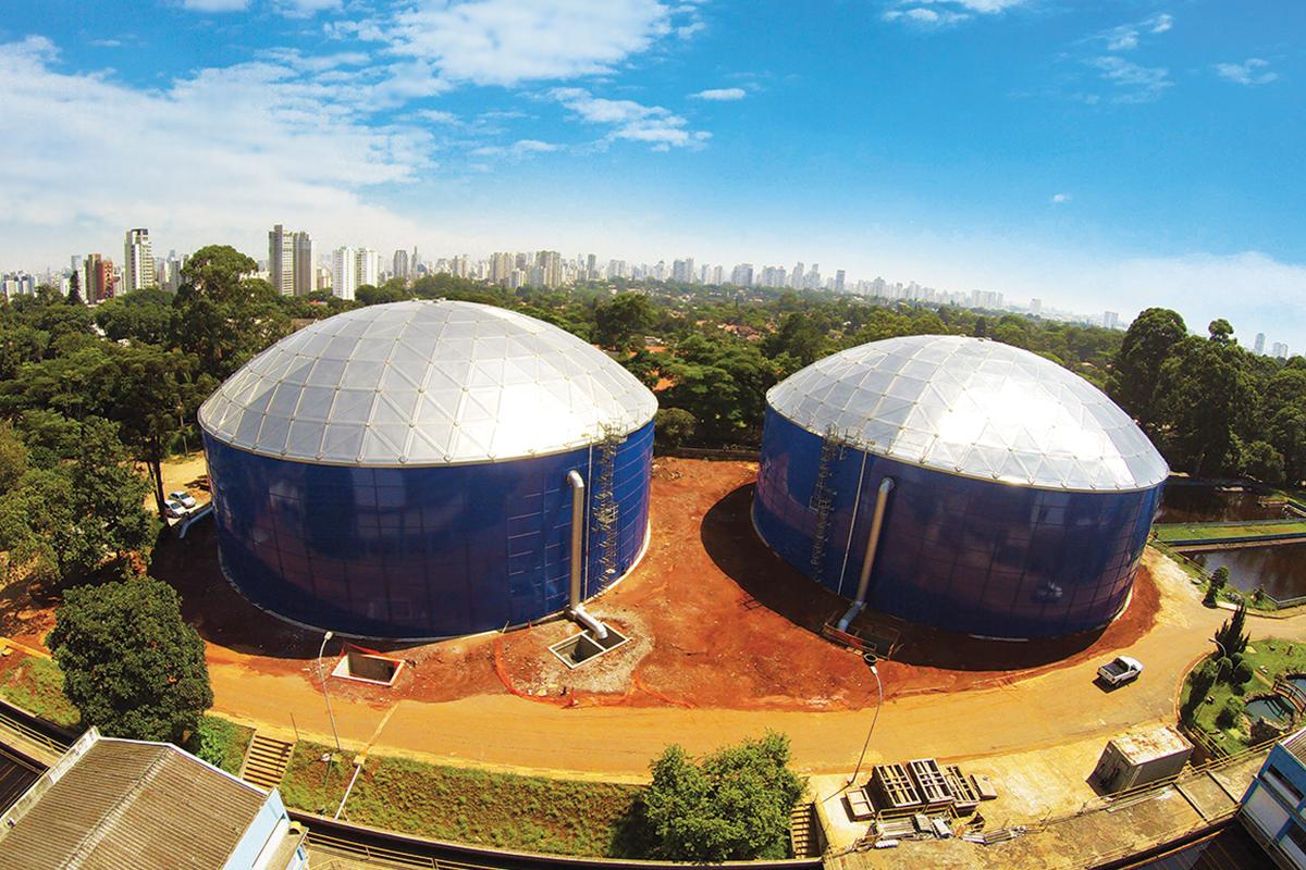 Sao Paulo, Brazil • Municipal Water