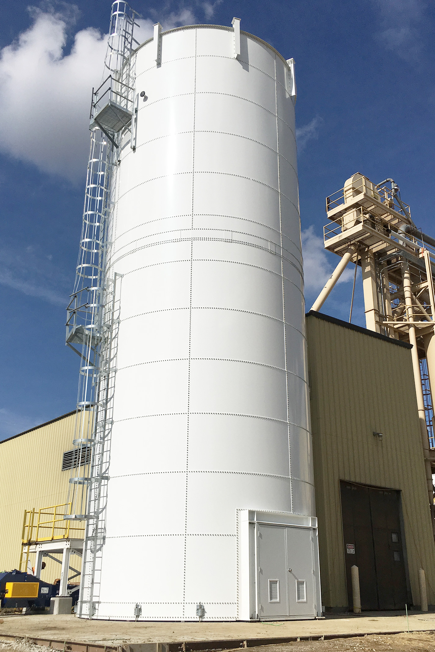 Soybean silo RTP design