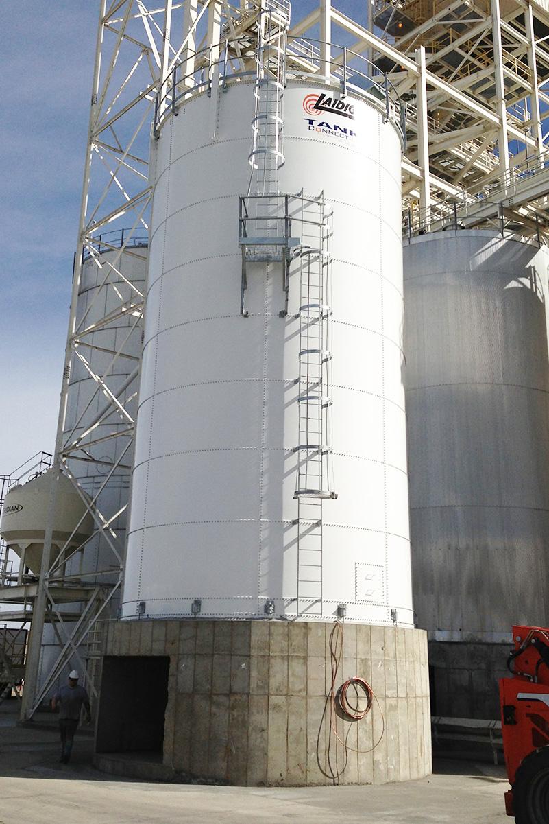 Ag & meal silo