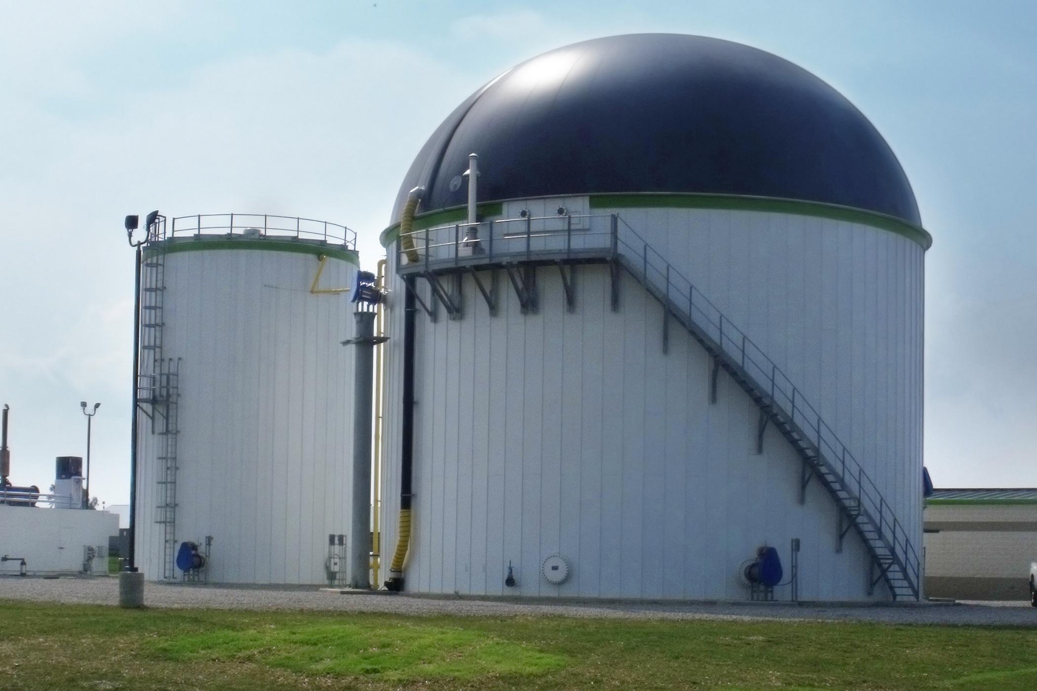 Biofuels storage