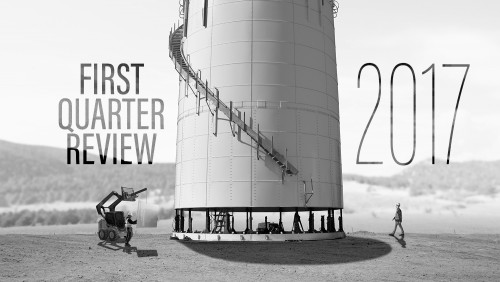 1st Quarter Review 2017