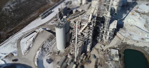 Canada Limestone Storage