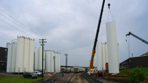 Shop Welded Storage Tanks