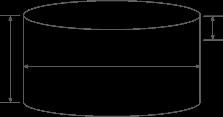 Liquid flat bottom tank drawing